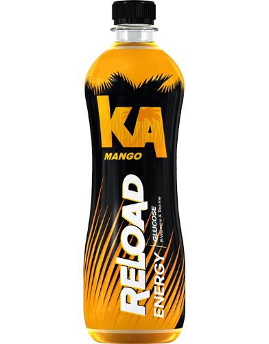 KA Reloaded Mango 500ml (UK)